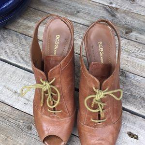 BCBG Platform shoes